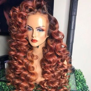 Loose Wave 250% Density Lace Front BRAND NEW